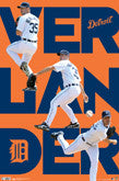 Detroit Tigers Player Posters