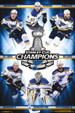 St Louis Blues 2019 Stanley Cup Championship Items