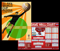 2018 FIFA World Cup Russia Posters
