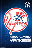 Yankees Logo Theme Art - Posters Pennants Flags