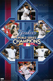 Yankees Championship Posters