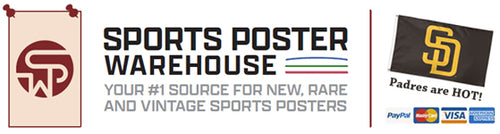 Sports Poster Warehouse