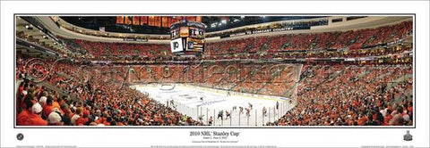 Philadelphia Flyers 2010 Stanley Cup Game 3 Panoramic Poster Print - Everlasting Images