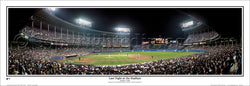 "Cleveland Municipal Stadium ""Last Night at the Stadium"" (Indians 1993) Panoramic Poster"