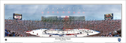 Winter Classic 2014 (Maple Leafs v Red Wings at Big House) Panoramic Poster