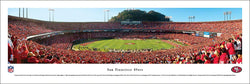 San Francisco 49ers Candlestick Park Playoff Touchdown Panorama (1/14/2012) - Blakeway
