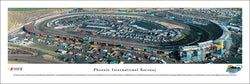Phoenix International Raceway NASCAR Race Day Panoramic Poster Print - Blakeway Worldwide
