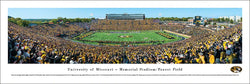 Missouri Tigers Football Faurot Field Gameday Panoramic Poster Print - Blakeway