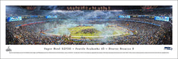 "Super Bowl XLVIII ""Celebration"" (Seahawks 43, Broncos 8) Panoramic Poster Print - Blakeway 2014"