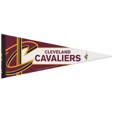 Cleveland Cavaliers Official NBA Basketball Premium Felt Collector's Pennant - Wincraft