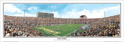 "UCF Knights Football ""Bounce House Opener"" Panoramic Stadium Poster Print - Everlasting Images"