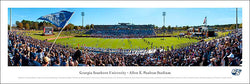 Georgia Southern Eagles Football Gameday Panoramic Poster Print - Blakeway 2009