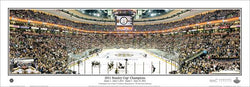 Boston Bruins Stanley Cup 2011 (Game 6 and 7) Panoramic Poster Print - Everlasting Images