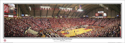 Maryland Terrapins Basketball Last Game at the Field House (2002) Panoramic Poster Print - Everlasting