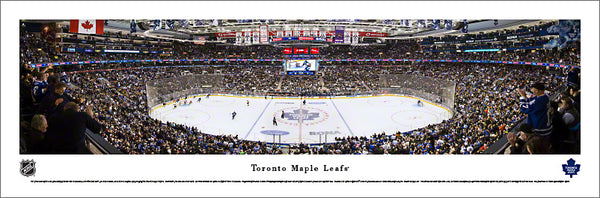 Toronto Maple Leafs Air Canada Centre NHL Game Night Panorama (2013) - Blakeway Worldwide