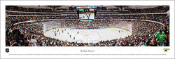 Dallas Stars American Airlines Arena NHL Game Night Panoramic Poster Print - Blakeway Worldwide 2011