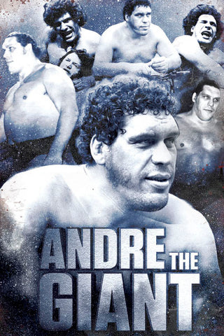 Andre the Giant WWE WWF Wrestling Legend 24x36 Wall Poster - Pyramid America