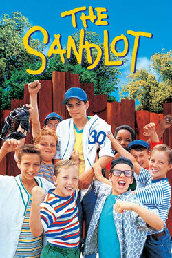 "The Sandlot (1993) Baseball Movie ""Victory"" Poster - Pyramid America"