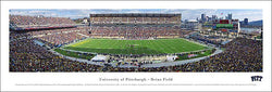 University of Pittsburgh Football Heinz Field Gameday Panoramic Poster - Blakeway