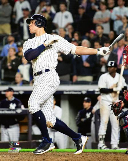 "Aaron Judge ""99 Blast"" New York Yankees Premium MLB Poster Print - Photofile 16x20"