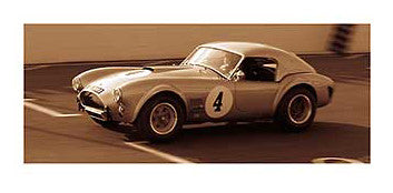 AC Cobra Classic Racer (1962) - The Art Group 2011