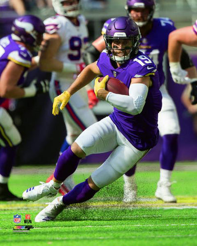 "Adam Thielen ""Deep Cut"" Minnesota Vikings Premium NFL Poster Print - Photofile 16x20"
