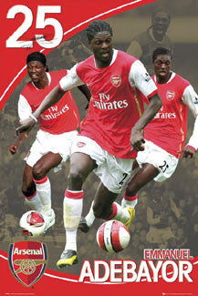 "Emmanuel Adebayor ""Superstar"" - GB Eye 2008"