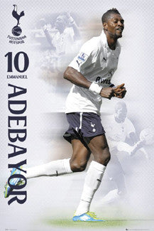 "Emmanuel Adebayor ""SuperAction"" - GB Eye 2011/12"