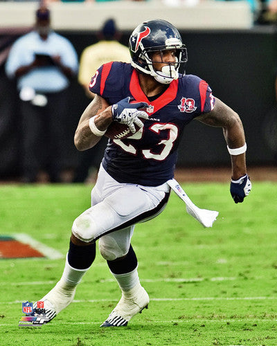 "Arian Foster ""Breakout"" (2012) Houston Texans Premium Poster Print - Photofile 16x20"