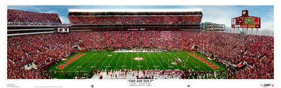 "Alabama Crimson Tide ""The Shutout"" (Iron Bowl 2008) - USA Sports Inc."