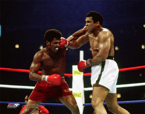 Muhammad Ali vs. Larry Spinks II (New Orleans, 9-15-1978) - Photofile Inc.