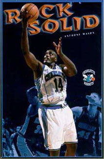"Anthony Mason ""Rock Solid"" - Costacos 1997"