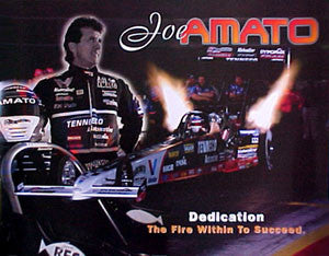 "Joe Amato ""Dedication"" - SMR 1998"