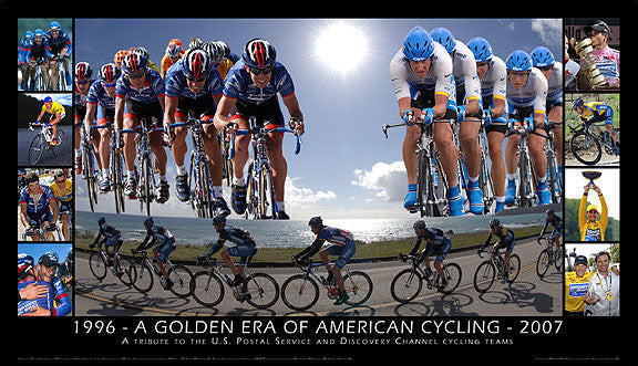 Golden Era of American Cycling (1996-2007) - Graham Watson
