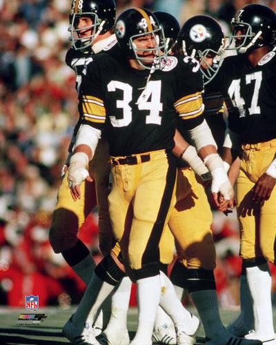 "Andy Russell ""Steel Curtain Classic"" (c.1976) Pittsburgh Steelers Premium Poster Print - Photofile Inc."