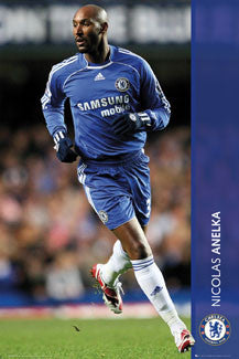 "Nicolas Anelka ""Chelsea Superstar"" - GB Eye 2008"
