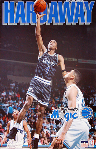 "Anfernee Hardaway ""Penny Classic"" Orlando Magic Poster - Starline 1994"
