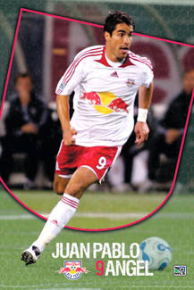 "Juan Pablo Angel ""Red Bulls Action"" - NMR 2007"
