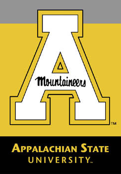 Appalachian State Mountaineers Premium Banner - BSI Products