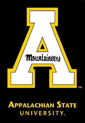 Appalachian State Mountaineers Premium NCAA Team Banner - BSI Products