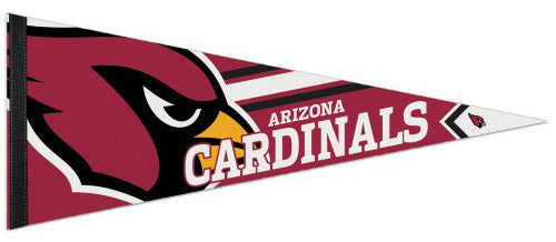 Arizona Cardinals NFL Football Team Logo-Style Premium Felt Collector's Pennant - Wincraft Inc.
