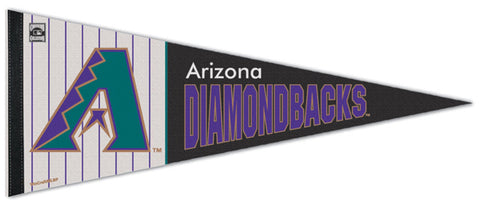 Arizona Diamondbacks Retro 1998-2006 Style Premium Felt Pennant - Wincraft