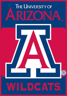 "University of Arizona ""Cardinal & Navy"" Premium Banner - BSI Products"