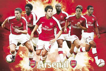 "Arsenal FC ""6-Stars"" (2008/09) - GB Eye Inc."
