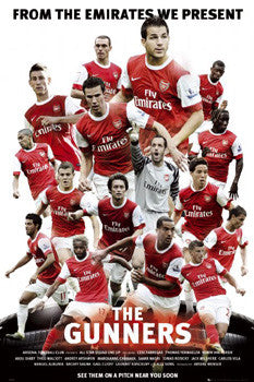 "Arsenal FC ""The Gunners"" - GB Eye (UK) 2010/11"