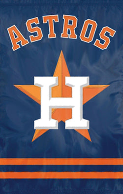 Houston Astros Official MLB Baseball Premium Banner - Party Animal