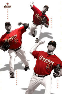 "Houston Astros ""Triple Threat"" - Costacos 2006"