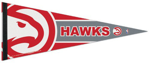 Atlanta Hawks Official NBA Basketball Premium Felt Pennant - Wincraft Inc.