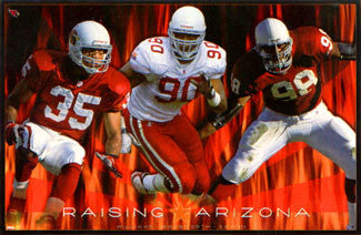 "Arizona Cardinals ""Raising Arizona"" - Costacos 1999"