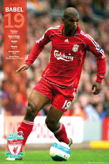 "Ryan Babel ""Number 19"" - GB 2007"